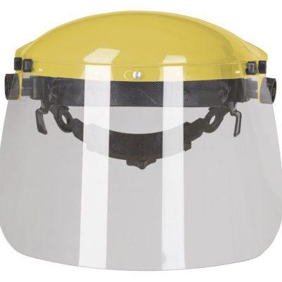 61704 eye protection of the face helmet Sopavet