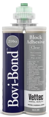 Bovi-bond VETTEC glue hoof trimming parage SOPAVET